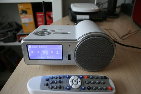 Lightning Review: Aluratek Wi-Fi Internet Radio Alarm Clock