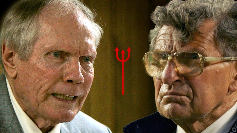 If Joe Paterno Is Your Enemy, Fred Phelps Still Can't Be Your Friend