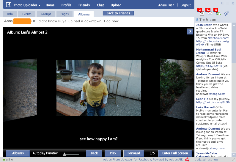 Photo Uploader for Facebook Is a Dedicated Desktop App for Facebook