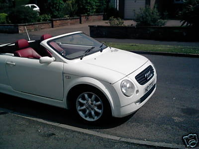 Audi TT Replica: For Hairdressers On A Budget