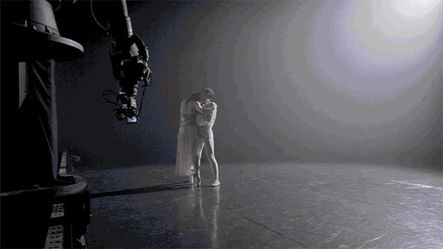 This Robotic Camera Will Make You Feel Like Part of a Ballet Performance