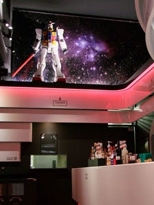 Gundam Cafe In Tokyo Delivers Swank Fandom - And Sweet Beans