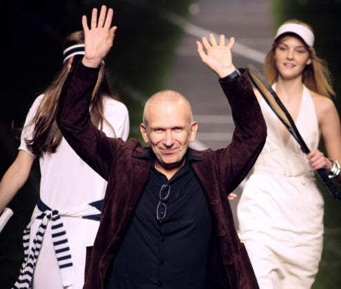 Jean-Paul Gaultier Right On Target; Mad Men Women's Wear On Its Way