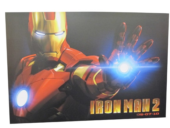 Iron Man 2, Spider-Man 4 And Transformers Posters, Plus Deadpool Villains And Harry Potter Videos