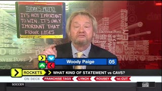 Woody Paige Is Looking Terrific As Usual