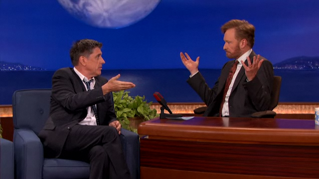 Conan O'Brien and Craig Ferguson Catch Up in a Long-Overdue Interview