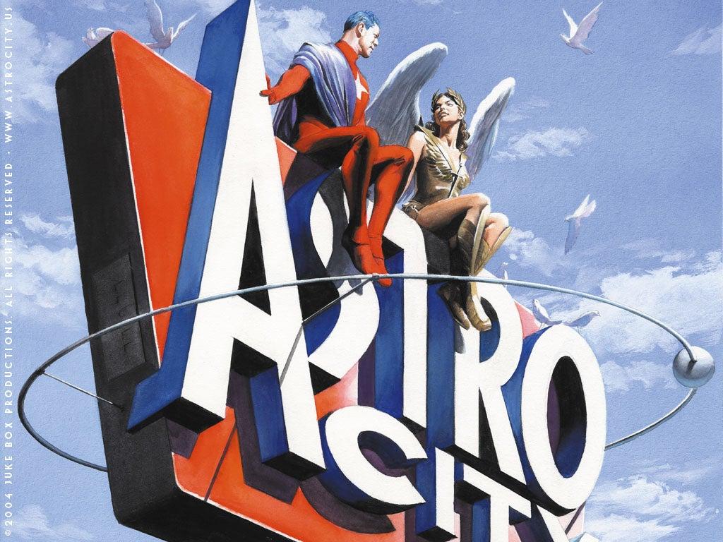 Astro City: Life in the Big City~Kurt Busiek~TPB 2013 Very Fine