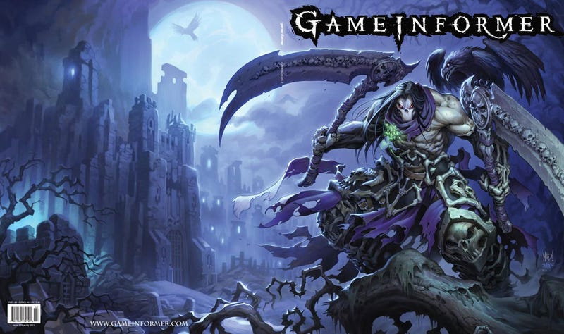 Death Trumps War as the Hero of Darksiders II
