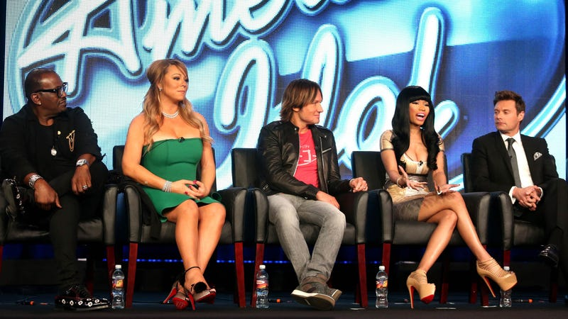 American Idol Is Replacing All Four of Its Judges (with Corn on the Cob!)