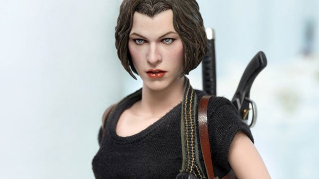Resident Evil's Milla Jovovich, Now Yours to Buy