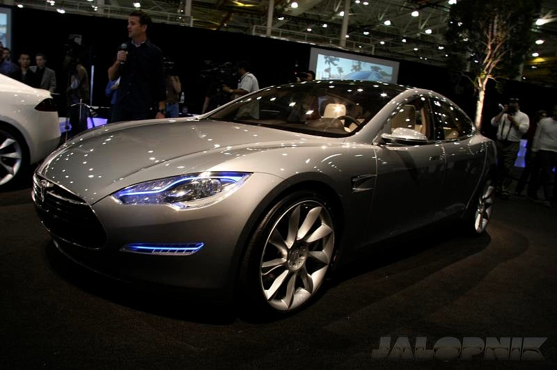 Tesla Model S Sedan Concept: $49,900 Seven-Seater Electric To Hit Streets In 2011