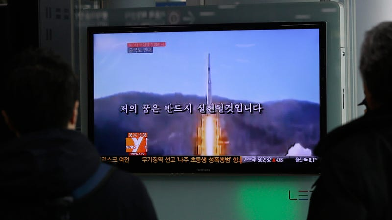 North Korea Threatens to Nuke U.S. in 'Pre-emptive Strike'