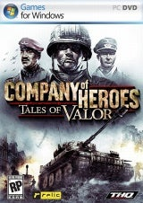 New Company Of Heroes: One Tank Army