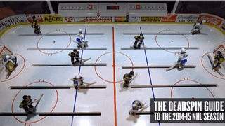 The Thinking Fan's Guide To The 2014-15 NHL Season