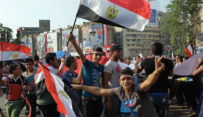 """Egyptian TV Host Laughs Off Mass Sexual Assault as """"Fun"""""""