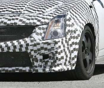 Spy Photos: More on the Next Cadillac CTS-V