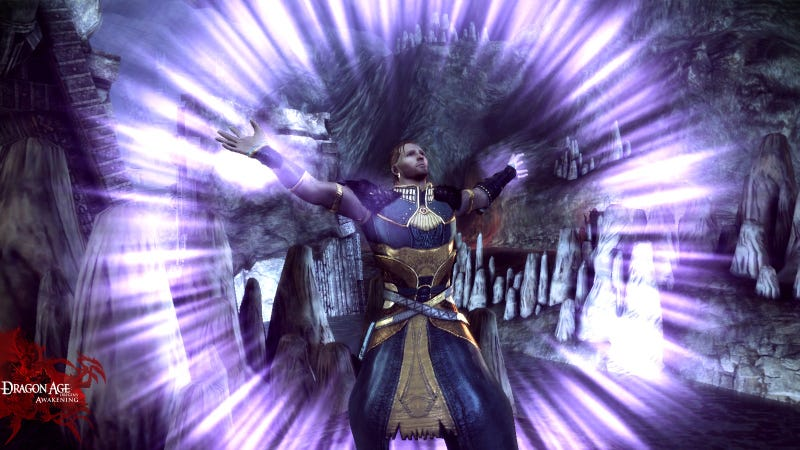 Dragon Age: Origins Awakens With Anders