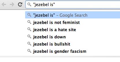 """ICYMI: """"Jezebel Is"""""""