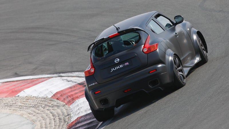 Nissan Juke R: First Drive