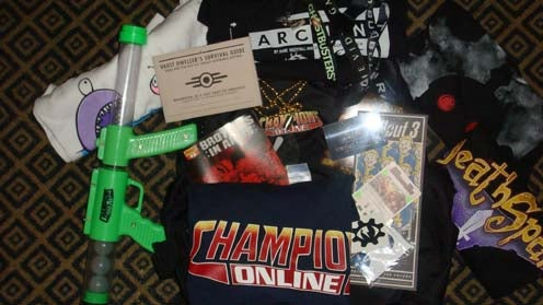 Schwag Off: Who had the Best Schwag of PAX?
