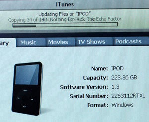 Upgrade Your iPod Video to 240 Gigabytes