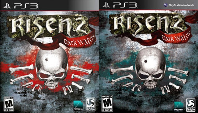 There Was Too Much Blood On This Game's Cover