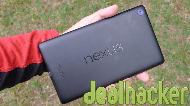 $50 Off the New Nexus 7, 4K for $520, Cheap SSD [Deals]