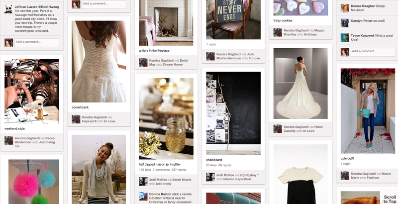 Pinterest Mobile App Comes to iOS and Android Devices