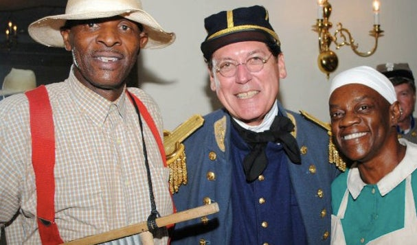 Why Is This South Carolina Senate President Playing Confederate Dress-up With Slaves?