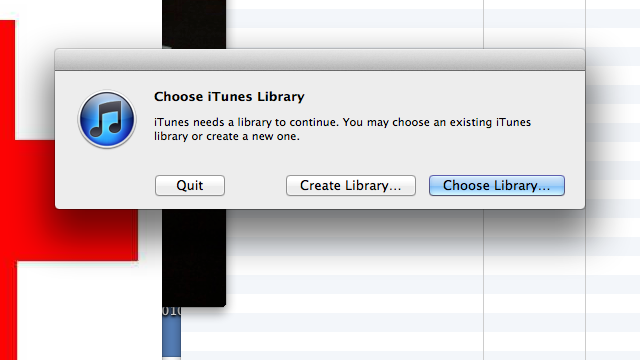 How To Keep Your iTunes Library When It Won't Fit on Your Hard Drive