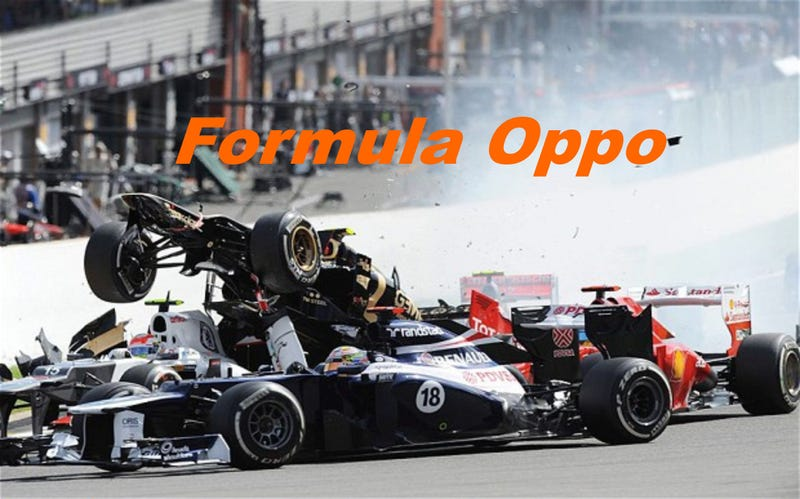 Formula Oppo (Fantasy F1): The Rules *Updated