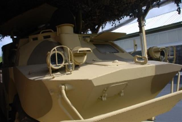 Interested In Putting Down Hippie Protests? Try A BRDM-2 For $38,000