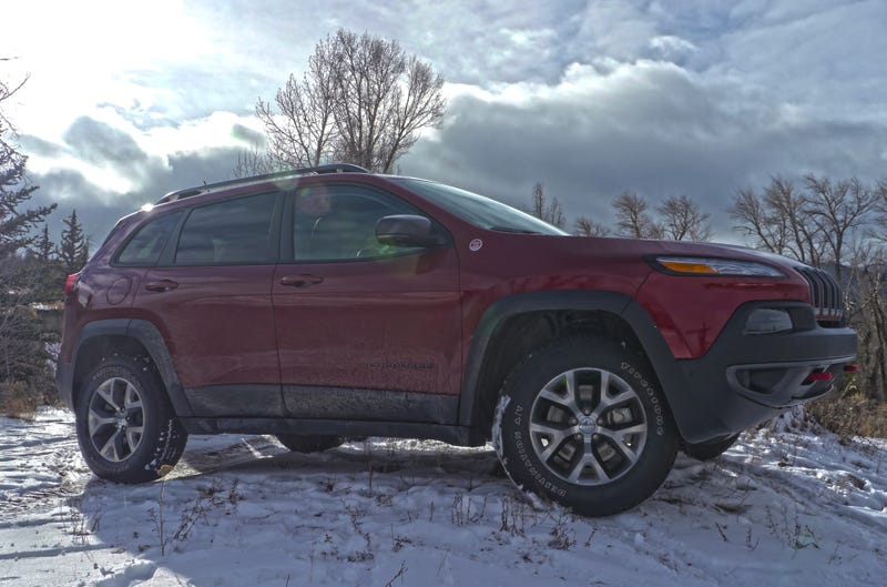 Jeep Cherokee review coming soon