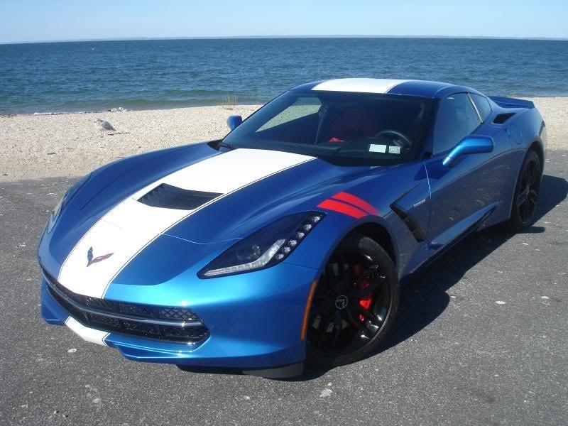 A New Variant Corvette Comes