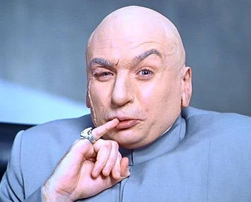 Do We Really Need To Know More About Dr. Evil's Inner Humanity?