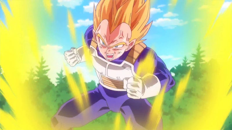 The New Dragon Ball Z Movie Isn't Deep or Profound, but it is a Ton of Fun