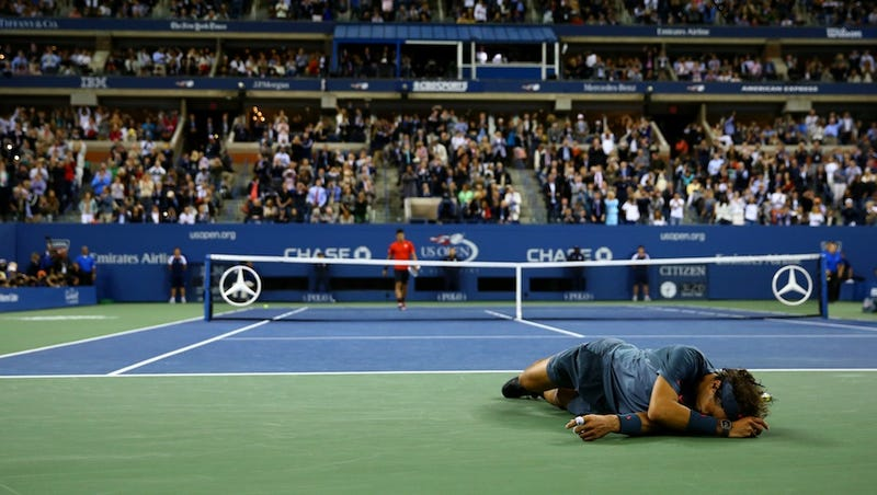 Here's What Led Rafa Nadal To His Second U.S. Open Title