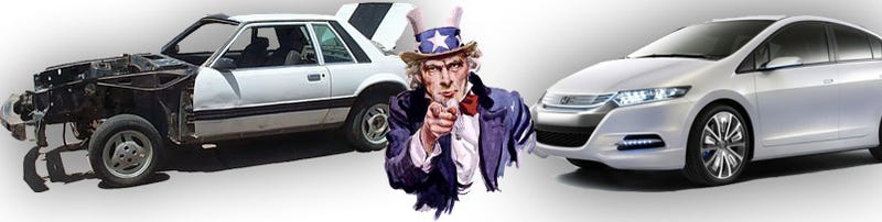 "President Obama, Congress Reach ""Cash For Clunkers"" Agreement"