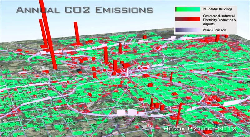 New environmental project logs pollution, neighborhood by neighborhood, house by house