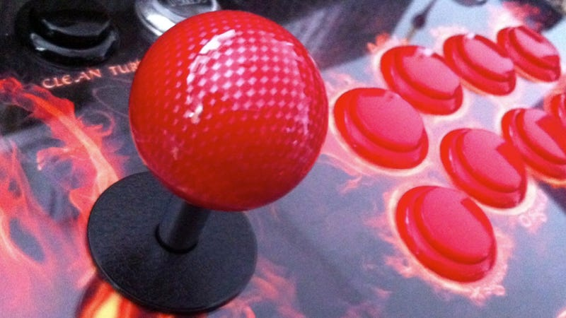 Can this Metal Arcade Stick Breathe Fire into Your Gaming?