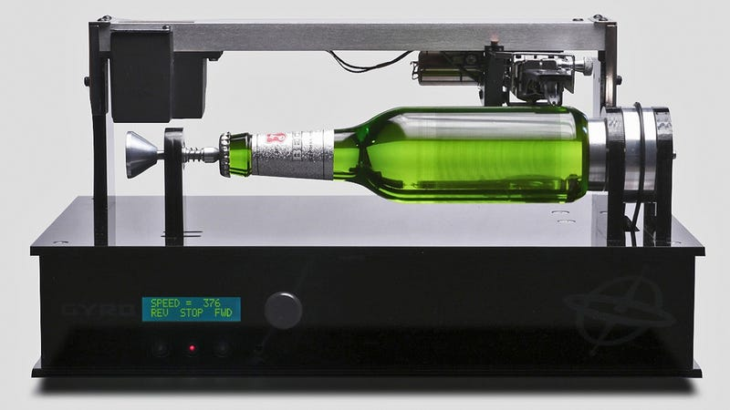 We'd Still Be Using Phonographs Today If They Could Play Beer Bottles