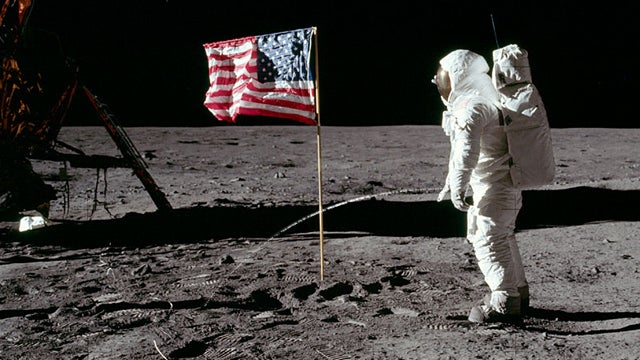Buzz Aldrin Was the First Man to Pee on the Moon—42 Years Ago Today