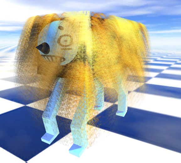 Check Out These Weird Virtual Dogs