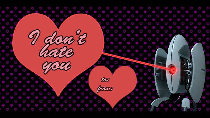 Say Happy Valve-entine's With This Delightful Card Series