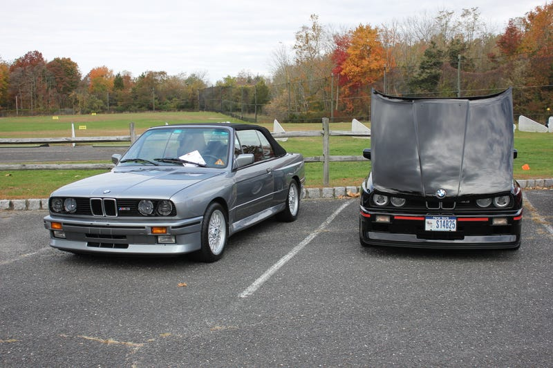 A Weekend Of Perfect BMW E30 M3s And Japanese Rally Car Drag Racing