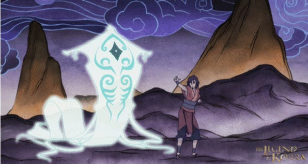 Legend of Korra finally reveals whose Avatar Korra and Aang are