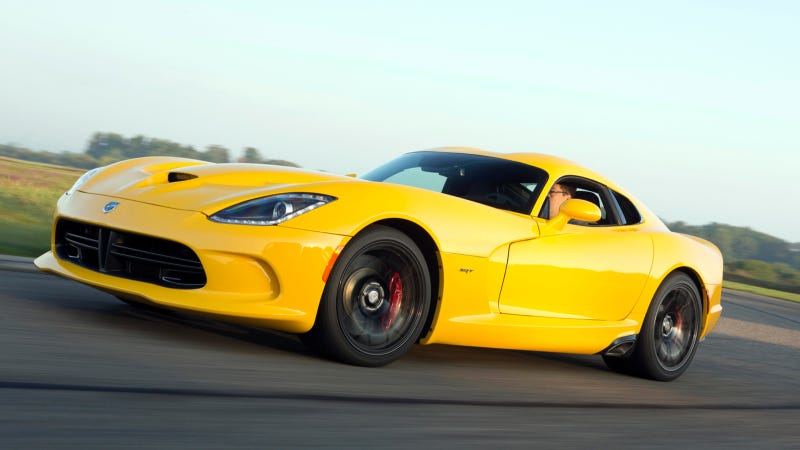 The 2013 SRT Viper Starts At $99,390