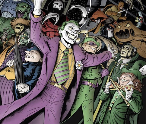 What If Batman's Villains Considered Economic Theory?