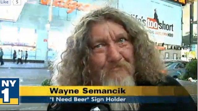 Weed Man Arrested for Stabbing Beer Man, Alien & Predator Witnesses