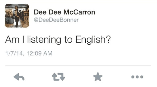 "A.J. McCarron's Mom On Jameis Winston: ""Am I Listening To English?"""
